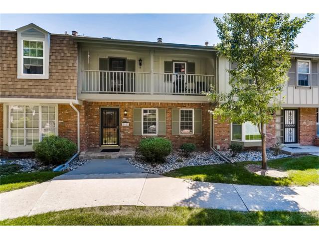 2523 E Geddes Avenue, Centennial, CO 80122 (MLS #9545435) :: 8z Real Estate