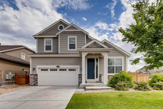 16602 Concolor Place, Parker, CO 80134 (#9546189) :: The Colorado Foothills Team | Berkshire Hathaway Elevated Living Real Estate