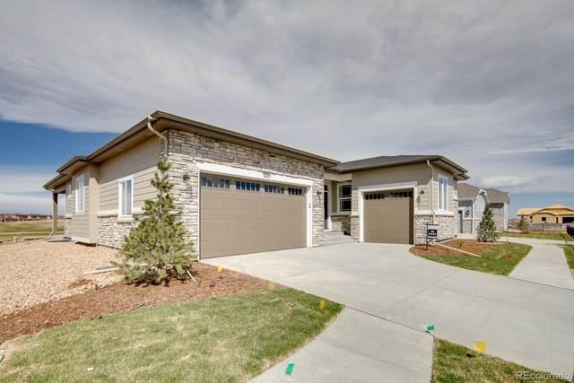 15921 Buffalo Run Drive, Commerce City, CO 80022 (MLS #9546441) :: 8z Real Estate