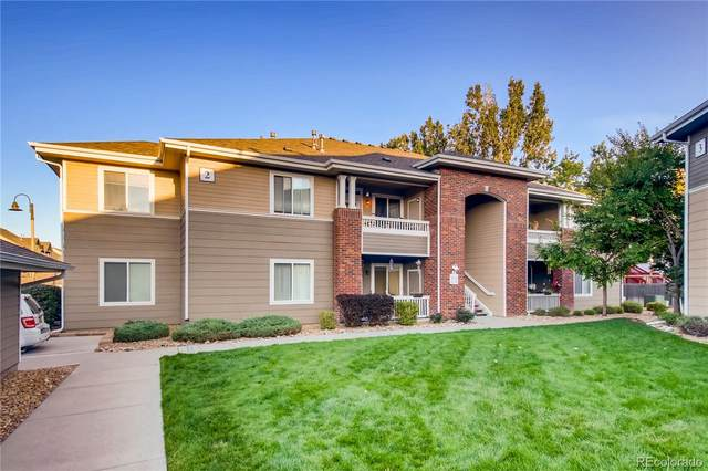 8481 W Union Avenue 2-204, Denver, CO 80123 (#9546466) :: The Scott Futa Home Team