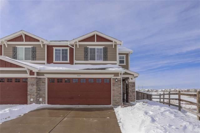 5955 Wescroft Avenue, Castle Rock, CO 80104 (MLS #9546647) :: 8z Real Estate