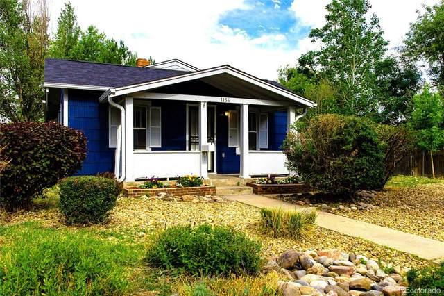 1164 Willow Street, Denver, CO 80220 (#9546905) :: Mile High Luxury Real Estate