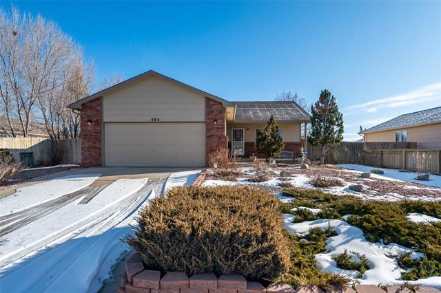 404 Suzann Street, Wiggins, CO 80654 (#9547445) :: The Peak Properties Group