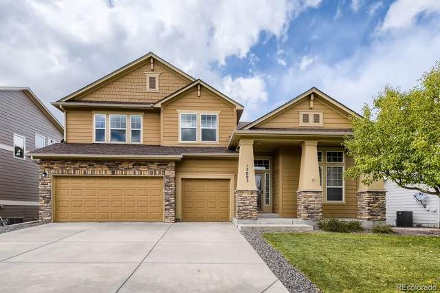 12095 Blackwell Way, Parker, CO 80138 (#9547500) :: The DeGrood Team