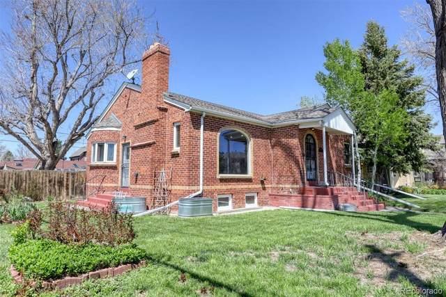 1193 S Steele Street, Denver, CO 80210 (#9547615) :: Wisdom Real Estate