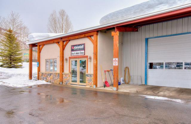 2565 Copper Ridge Drive, Steamboat Springs, CO 80487 (MLS #9547846) :: The Sam Biller Home Team