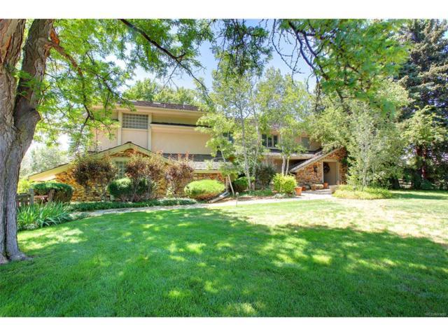 1 Carriage Lane, Cherry Hills Village, CO 80121 (MLS #9547981) :: 8z Real Estate