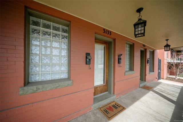 3133 Tejon Street A, Denver, CO 80211 (#9548718) :: Real Estate Professionals