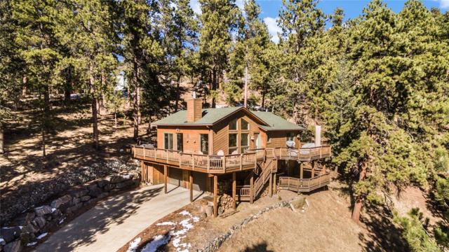32539 Aspen Meadow Drive, Evergreen, CO 80439 (#9548908) :: The Peak Properties Group