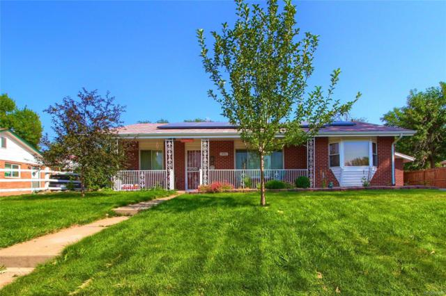 991 E 91st Avenue, Thornton, CO 80229 (#9549526) :: The Peak Properties Group