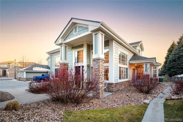 13779 Legend Trail #104, Broomfield, CO 80023 (MLS #9549679) :: 8z Real Estate