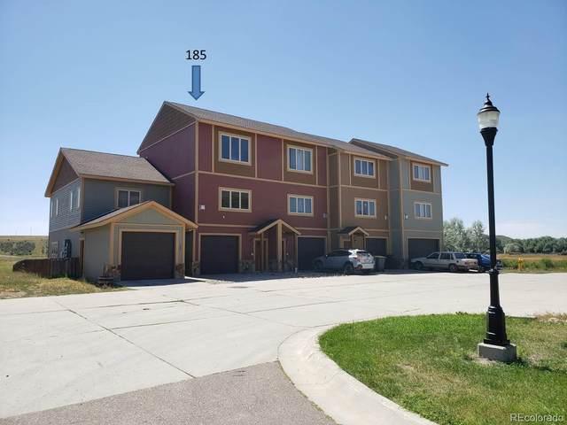 185 S 6th Street, Hayden, CO 81639 (MLS #9550616) :: 8z Real Estate