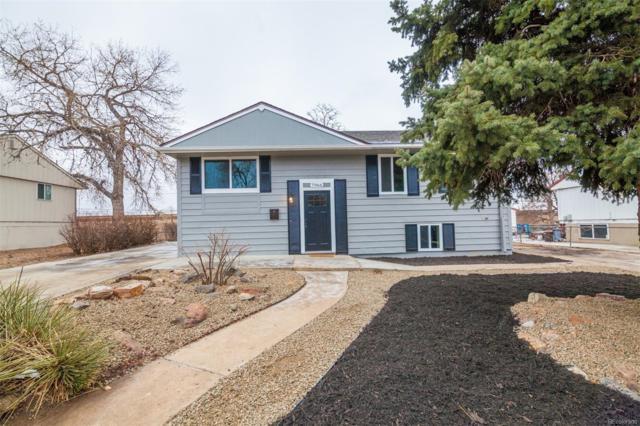 7966 Sherman Street, Denver, CO 80221 (MLS #9550751) :: Kittle Real Estate