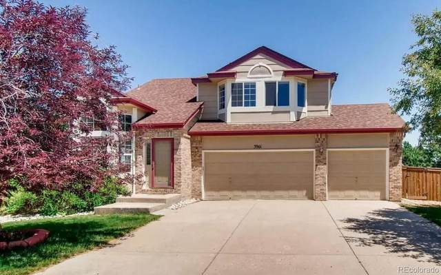 3961 Garnet Court, Highlands Ranch, CO 80126 (#9551251) :: The DeGrood Team