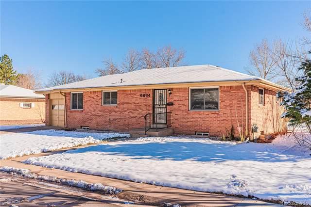 6664 S Lee Court, Centennial, CO 80121 (MLS #9551292) :: 8z Real Estate