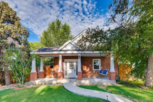 2123 Perry Street, Denver, CO 80212 (#9551451) :: The Heyl Group at Keller Williams