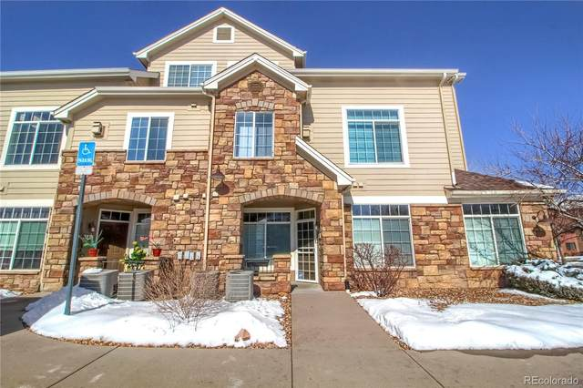 1540 S Florence Way #505, Aurora, CO 80247 (#9551677) :: Bring Home Denver with Keller Williams Downtown Realty LLC