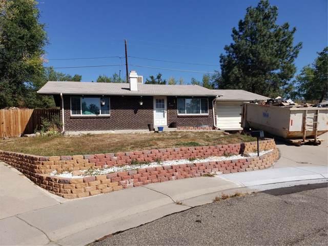 7996 Marshall Circle, Arvada, CO 80003 (MLS #9551980) :: 8z Real Estate