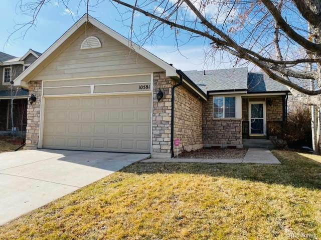 10581 Madison Way, Northglenn, CO 80233 (#9552255) :: The HomeSmiths Team - Keller Williams