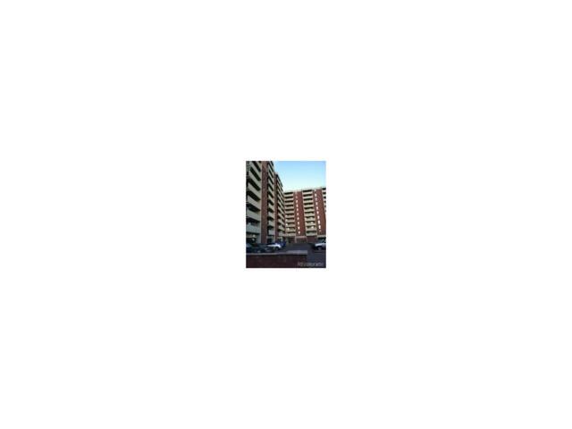 601 W 11th Avenue #909, Denver, CO 80204 (#9552426) :: The Margolis Team