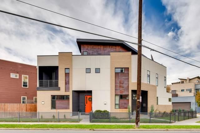 2303 Washington Street, Denver, CO 80205 (#9552865) :: The Galo Garrido Group