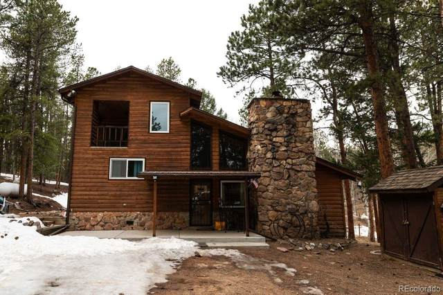 253 Road P-114, Bailey, CO 80421 (#9552888) :: The Griffith Home Team