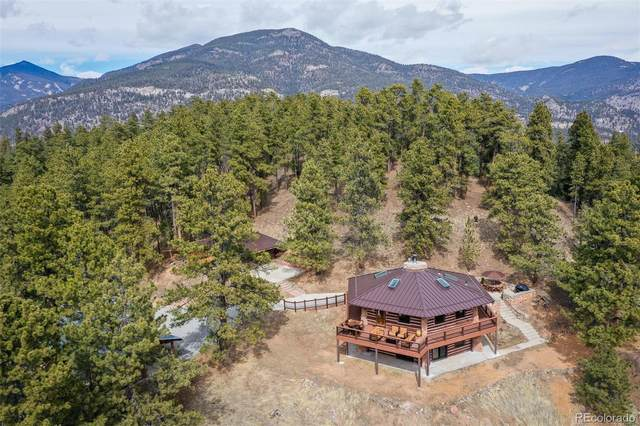 462 Yankee Creek Trail, Evergreen, CO 80439 (MLS #9552968) :: 8z Real Estate