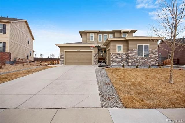 15505 Quince Circle, Thornton, CO 80602 (#9553735) :: Compass Colorado Realty
