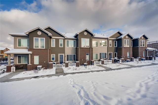 15526 W 64th Loop B, Arvada, CO 80007 (MLS #9553866) :: 8z Real Estate