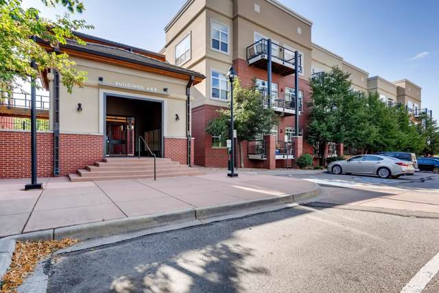 5401 S Park Terrace Avenue 307B, Greenwood Village, CO 80111 (#9554418) :: The DeGrood Team