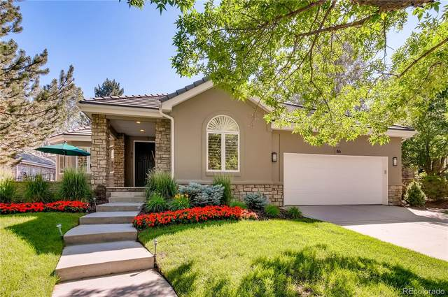 86 Silver Fox Drive, Greenwood Village, CO 80121 (#9554465) :: The DeGrood Team