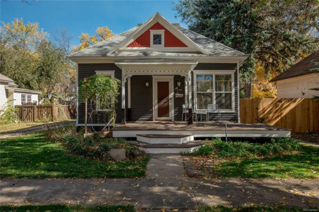 318 S Sherwood Street, Fort Collins, CO 80521 (#9554599) :: Colorado Home Finder Realty
