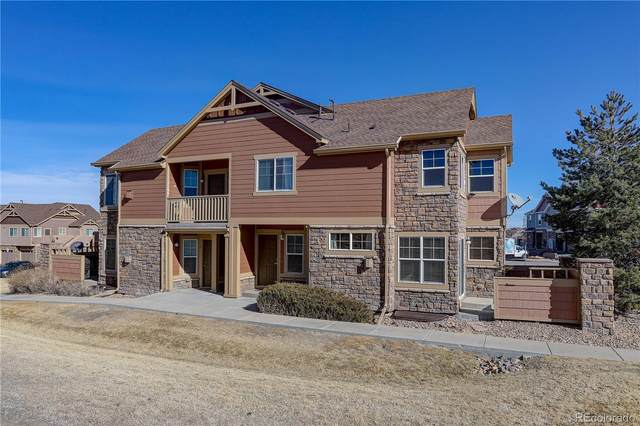 5757 S Algonquian Way A, Aurora, CO 80016 (MLS #9554662) :: Wheelhouse Realty
