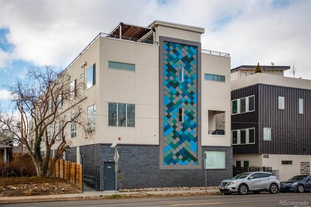 4521 Tennyson Street #1, Denver, CO 80212 (MLS #9555013) :: 8z Real Estate