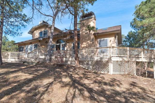 3270 Outlook Drive, Colorado Springs, CO 80921 (#9555531) :: Realty ONE Group Five Star