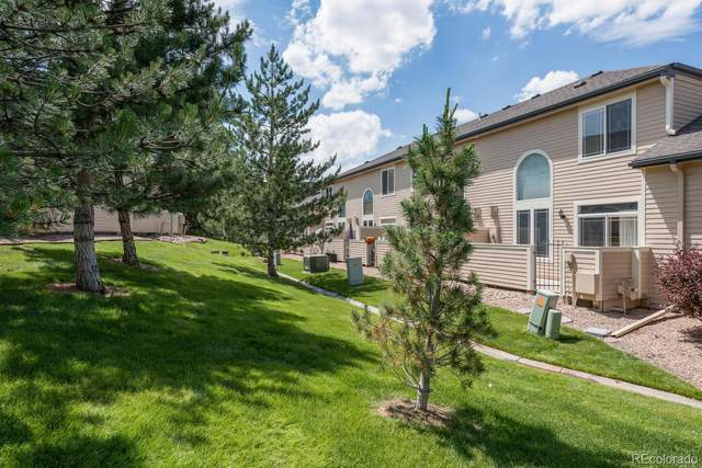 11254 W Rice Place, Littleton, CO 80127 (#9555737) :: Bring Home Denver with Keller Williams Downtown Realty LLC
