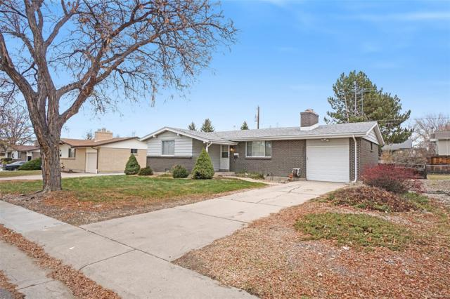 12507 E Alaska Avenue, Aurora, CO 80012 (#9555995) :: The Galo Garrido Group