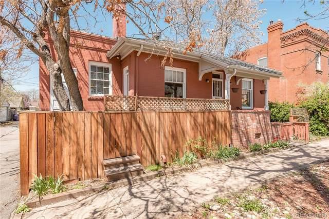15 S Bannock Street, Denver, CO 80223 (MLS #9556184) :: Keller Williams Realty