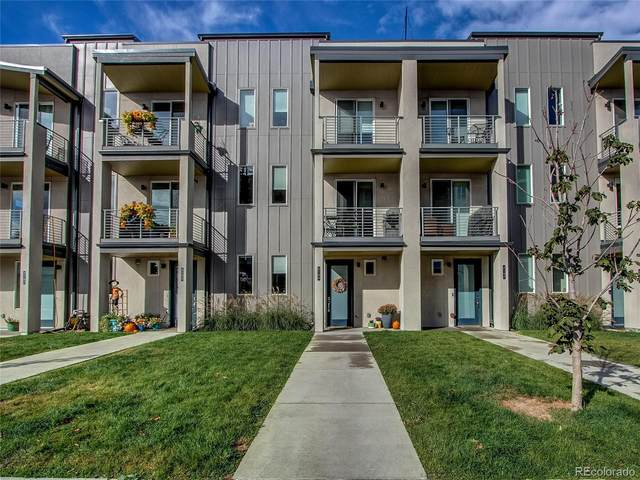 2193 S Clermont Street, Denver, CO 80222 (#9556216) :: The DeGrood Team