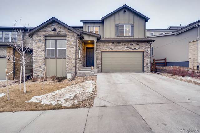 18650 W 93rd Drive, Arvada, CO 80007 (#9556367) :: James Crocker Team