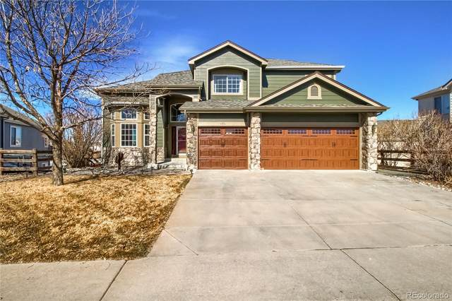 9659 S Crystal Lake Drive, Littleton, CO 80125 (#9556401) :: Berkshire Hathaway HomeServices Innovative Real Estate