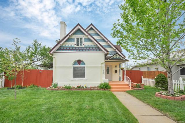 2169 S Acoma Street, Denver, CO 80223 (#9556471) :: The Galo Garrido Group