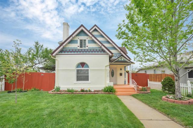 2169 S Acoma Street, Denver, CO 80223 (#9556471) :: Sellstate Realty Pros