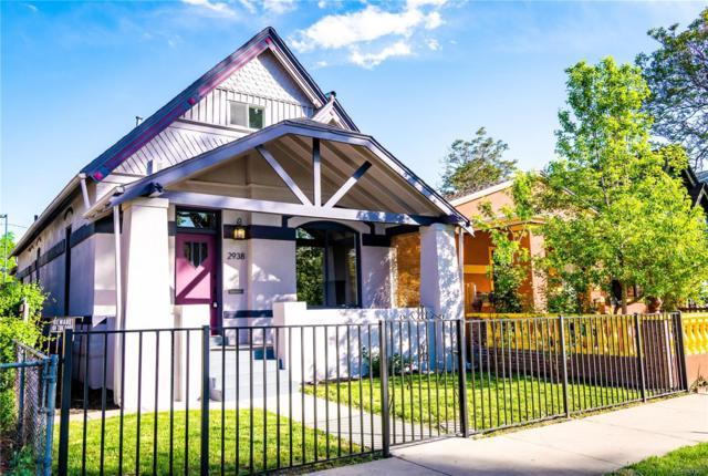 2938 Glenarm Place, Denver, CO 80205 (#9557274) :: The DeGrood Team