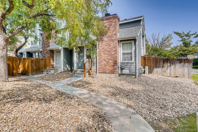 8320 W 87th Drive D, Arvada, CO 80005 (#9557392) :: The Gilbert Group