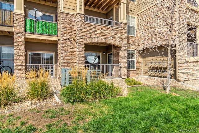 17525 Wilde Avenue #105, Parker, CO 80134 (#9557690) :: Briggs American Properties