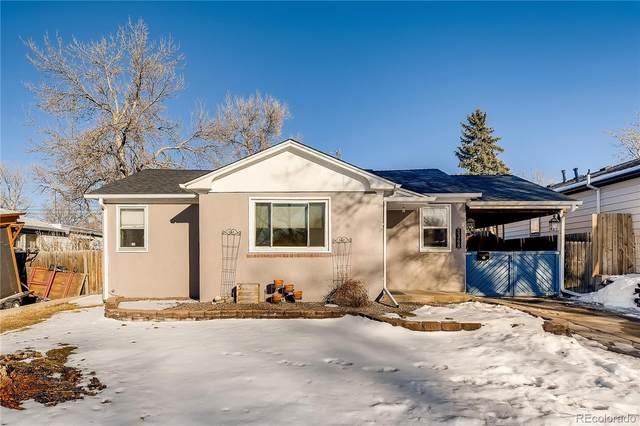 3368 S Corona Street, Englewood, CO 80113 (MLS #9558319) :: 8z Real Estate