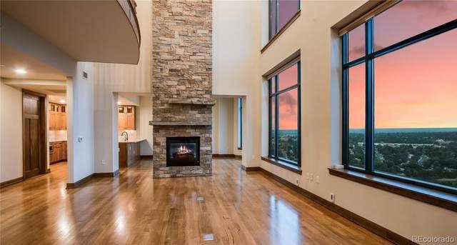8100 E Union Avenue #2306, Denver, CO 80237 (#9558504) :: Briggs American Properties