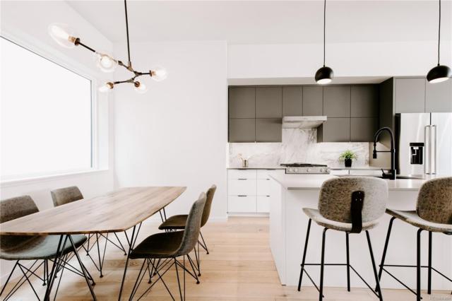 1724 Irving Street #3, Denver, CO 80204 (#9558549) :: Mile High Luxury Real Estate