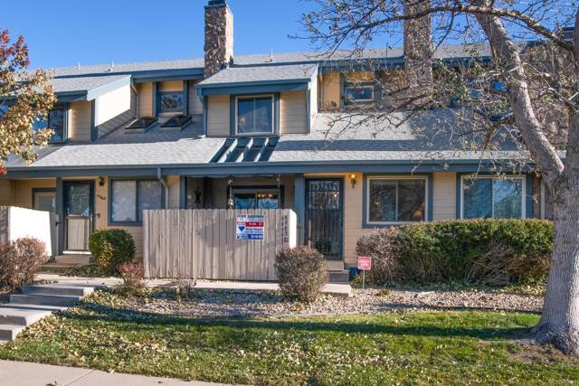 8783 Allison Drive D, Arvada, CO 80005 (#9558821) :: The Heyl Group at Keller Williams